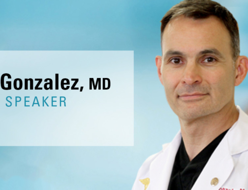 Conference Speaker – Benjamin Gonzalez, MD