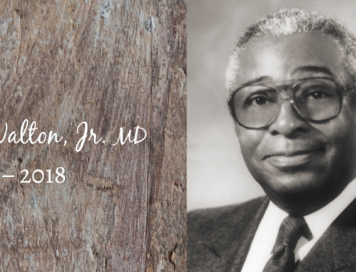 Tracy M. Walton, Jr., MD